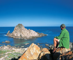 Sugarloaf Rock - Accommodation VIC