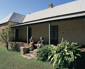 Cliff Grange - Accommodation VIC