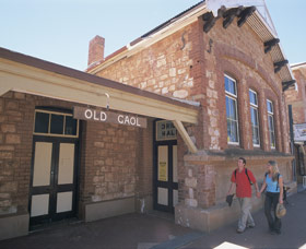 Old Coolgardie Gaol - Accommodation VIC