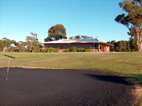 Maitland Golf Club Incorporated - Accommodation VIC
