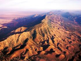 Flinders Ranges National Park - Accommodation VIC