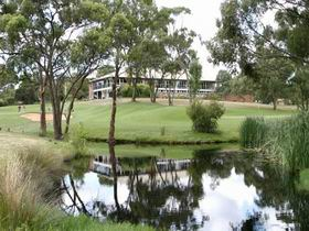 Flagstaff Hill Golf Club and Koppamurra Ridgway Restaurant - Accommodation VIC