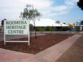 Woomera Heritage and Visitor Information Centre - Accommodation VIC