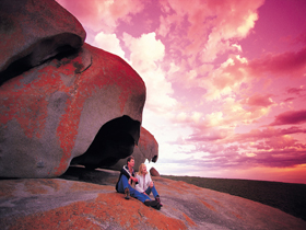 Remarkable Rocks Flinders Chase National Park - Accommodation VIC