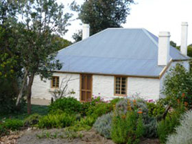 dingley dell cottage - Accommodation VIC