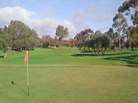 Regency Park Golf Course - Accommodation VIC