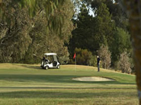 Barossa Valley Golf Club Incorporated - Accommodation VIC