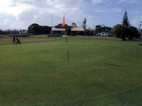 Port Macdonnell Golf Club - Accommodation VIC