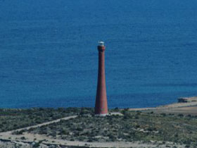 Troubridge Hill Lighthouse - Accommodation VIC