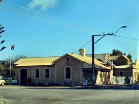 Southern Yorke Peninsula Visitor Centre in the Old Post Office - Accommodation VIC
