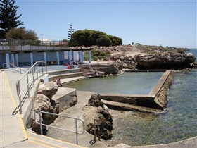 Edithburgh Tidal Pool - Accommodation VIC