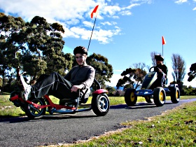Pedal Buggies Tasmania - Accommodation VIC