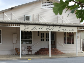 Drill Hall Emporium - The - Accommodation VIC