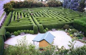 Westbury Maze and Tea Room - Accommodation VIC