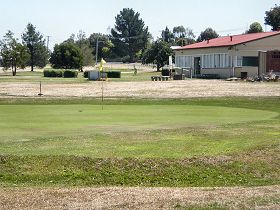 Campbell Town Golf Club - Accommodation VIC