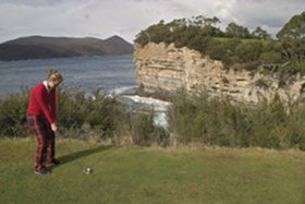Tasman Golf Club - Accommodation VIC