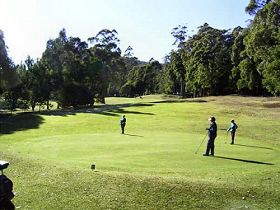 Sheffield Golf Course - Accommodation VIC