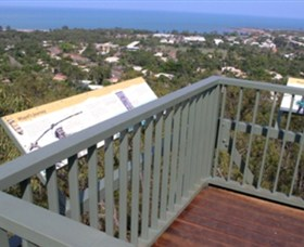 Roy Marika Lookout - Accommodation VIC