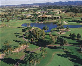 Palm Meadows Golf Course - Accommodation VIC