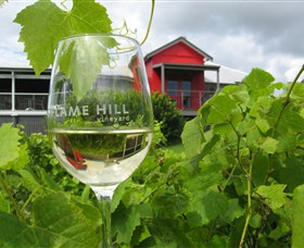 Flame Hill Vineyard - Accommodation VIC
