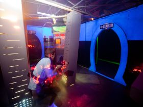 Laserzone Sunshine Coast - Warana - Accommodation VIC