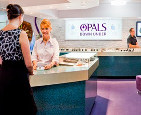 Opals Down Under - Accommodation VIC