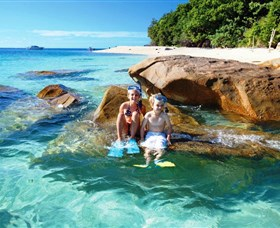 Fitzroy Island National Park - Accommodation VIC