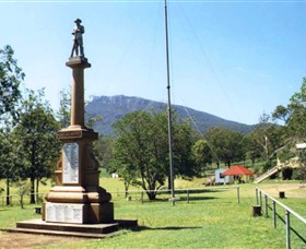 Maroon State School War Memorial - Accommodation VIC