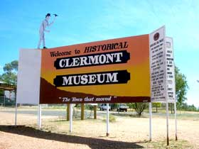 Clermont Historical Centre and Museum - Accommodation VIC