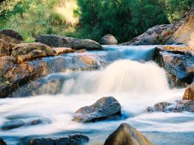 Crows Nest Falls - Accommodation VIC