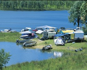 Lake Boondooma - Accommodation VIC