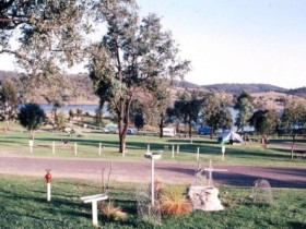 Glenlyon Dam - Accommodation VIC