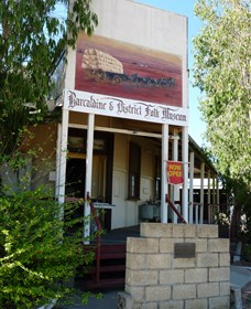 Barcaldine and District Museum - Accommodation VIC