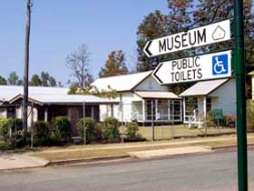Nebo Museum - Accommodation VIC