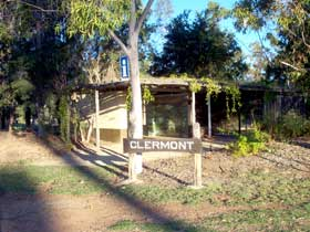 Clermont - Old Town Site - Accommodation VIC