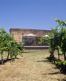 Shantell Vineyard - Accommodation VIC