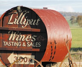 Lilliput Wines - Accommodation VIC