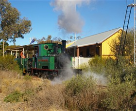 Red Cliffs Historical Steam Railway - Accommodation VIC