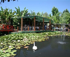 Blue Lotus Water Garden - Accommodation VIC