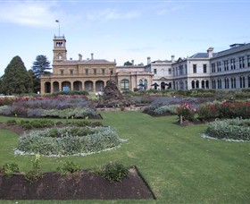 Werribee Mansion - Accommodation VIC