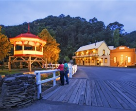 Walhalla Historic Area - Accommodation VIC