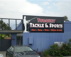 Torquay Tackle  Sports - Accommodation VIC