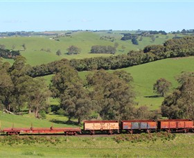 South Gippsland Tourist Railway - Accommodation VIC