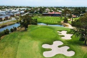 Patterson River Golf Club - Accommodation VIC