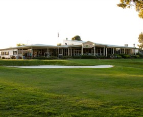 Mansfield Golf Club - Accommodation VIC