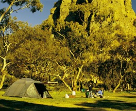 Mount Arapiles-Tooan State Park - Accommodation VIC