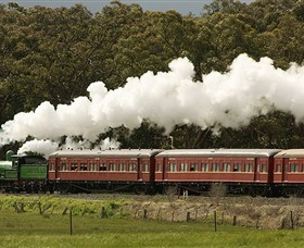 Steamrail Victoria - Accommodation VIC