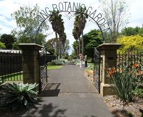 Friends of Geelong Botanic Gardens - Accommodation VIC