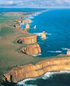 12 Apostles Flight Adventure from Apollo Bay - Accommodation VIC