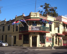The Nags Head Hotel - Accommodation VIC